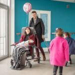 Ino Care Relax patiënten transport stoel